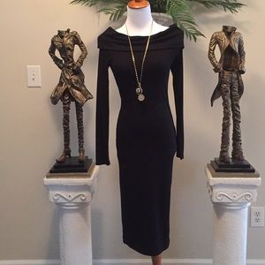 Dresses & Skirts - Off the Shoulder Bodycon Dress